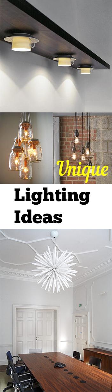 unique light fixture ideas my list of