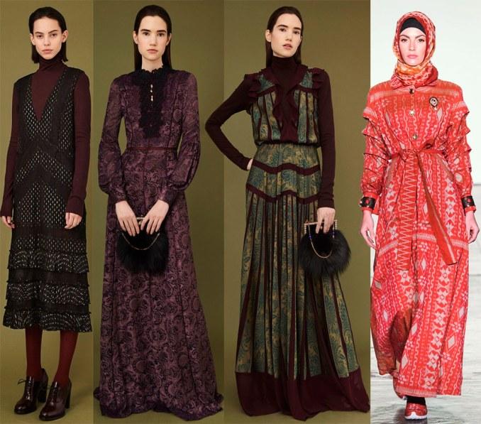 Dress for modest girls