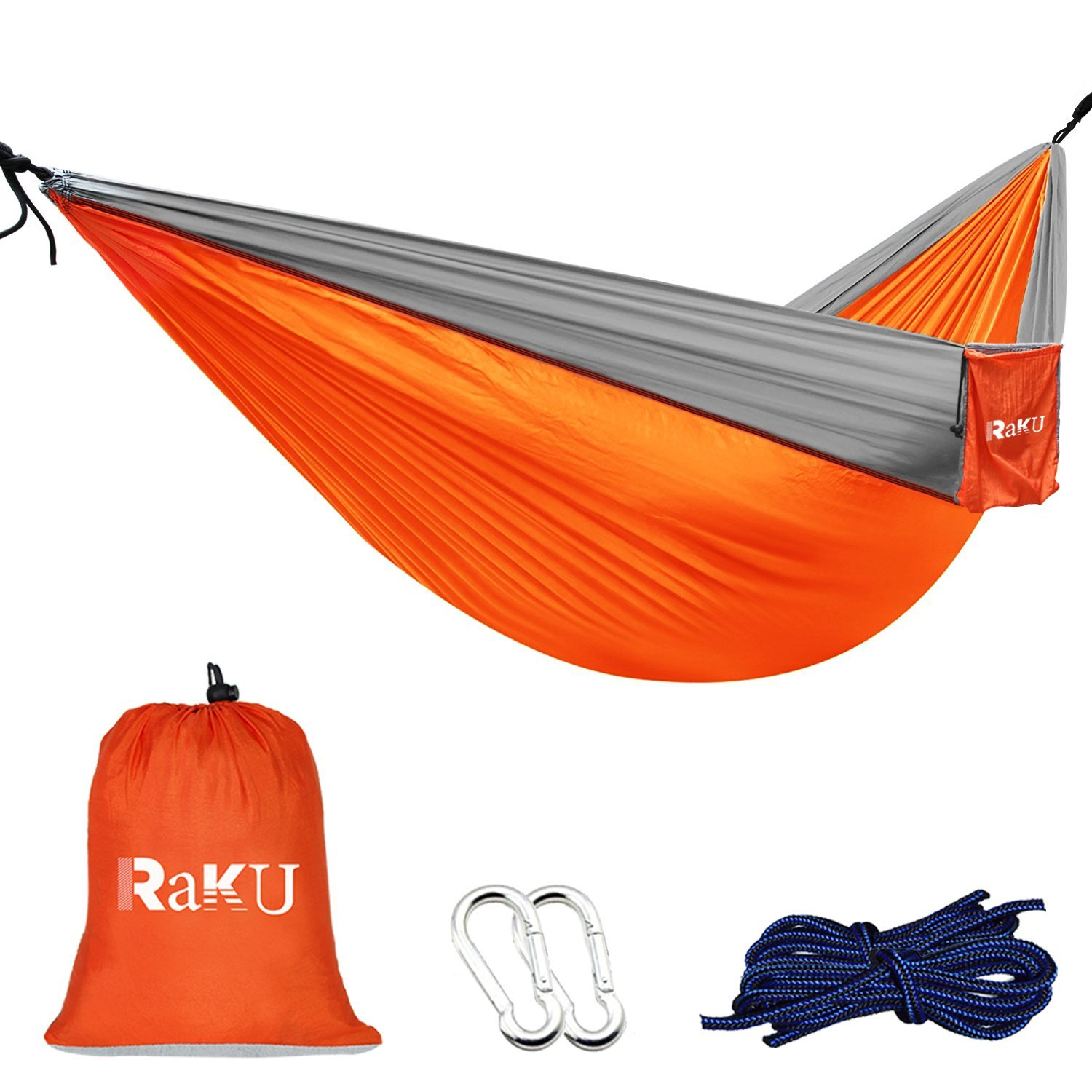 Amazon Highly Rated Raku Camping Hammock For Only 10 36