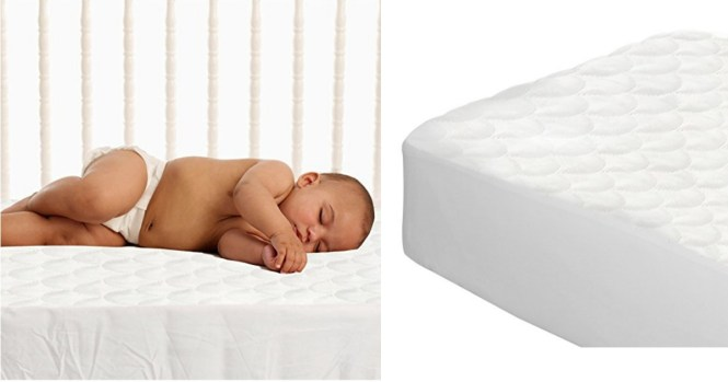 Equinox Baby Crib Mattress Protector 28 X 52 Only 7 95 Regular Price 14