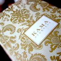 Kama Ayurveda's Ayurvedic Facial Box