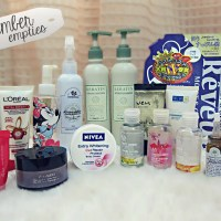 Empties #2: September 2013