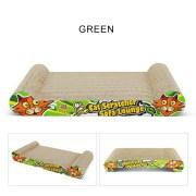 Cat-scratcher-green
