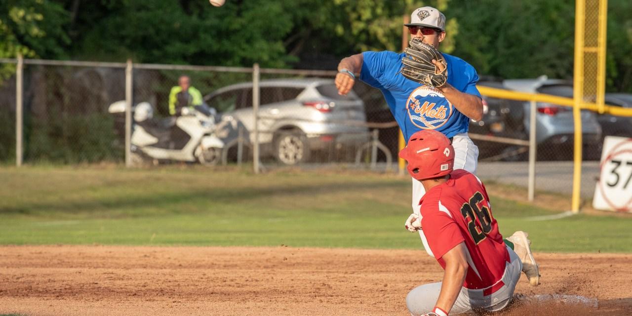 Diamond Dawgs Shut Out By Adirondack On Little Falls Mets Night