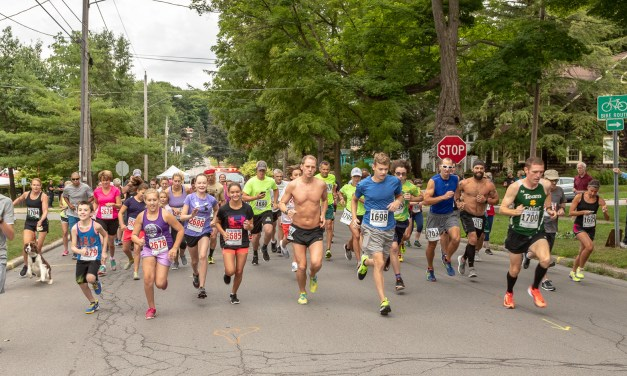 39th Annual Freedom Run August 10, 2019 and The Sheriff Chris Farber's Youth Run