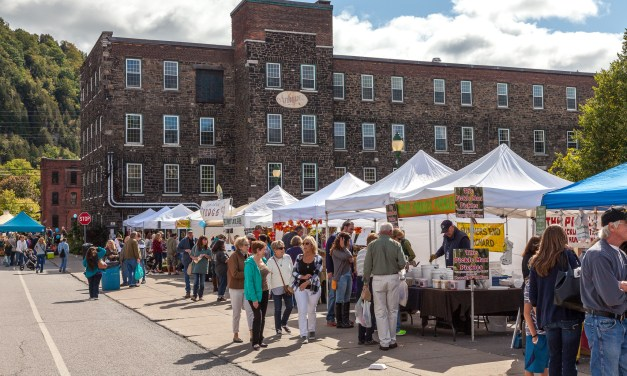 Eat, Stink & Be Merry at the Garlic Festival in Little Falls