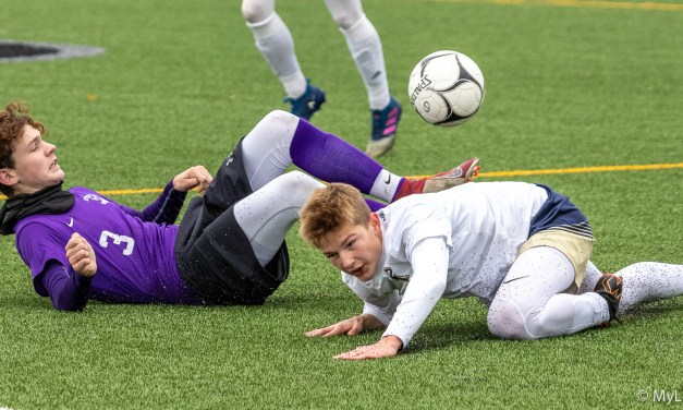 Mounties lose their footing in 1-0 sectional loss