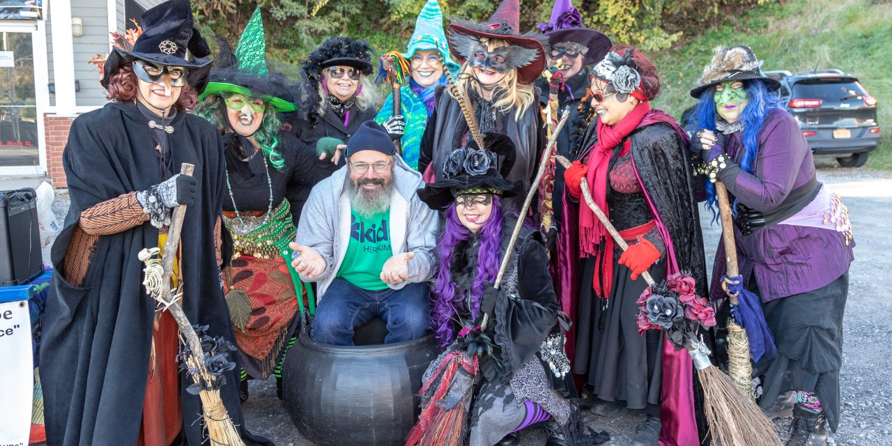 Cold windy night doesn't put a spell on OctoberFest