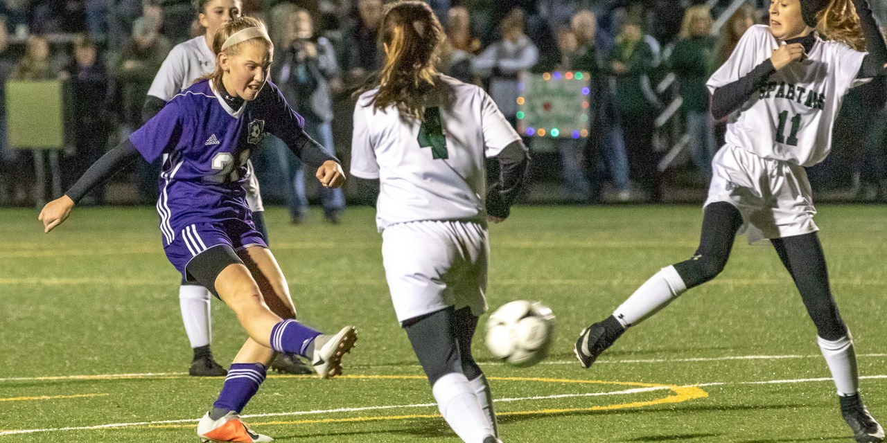 Mounties shut out Spartans 1-0 to move on to State Class C Semifinals