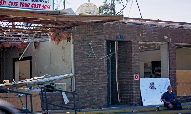 Hurricane Michael hits former Little Falls residents hard