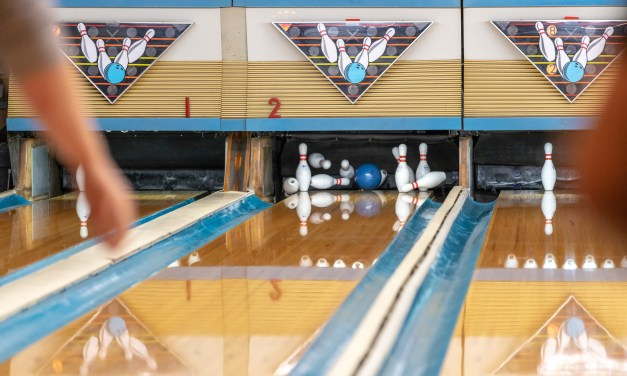 Friday Niters Bowling Scores