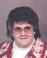 """Mrs. Elizabeth Mae """"Bette"""" (Youker) Comstock"""