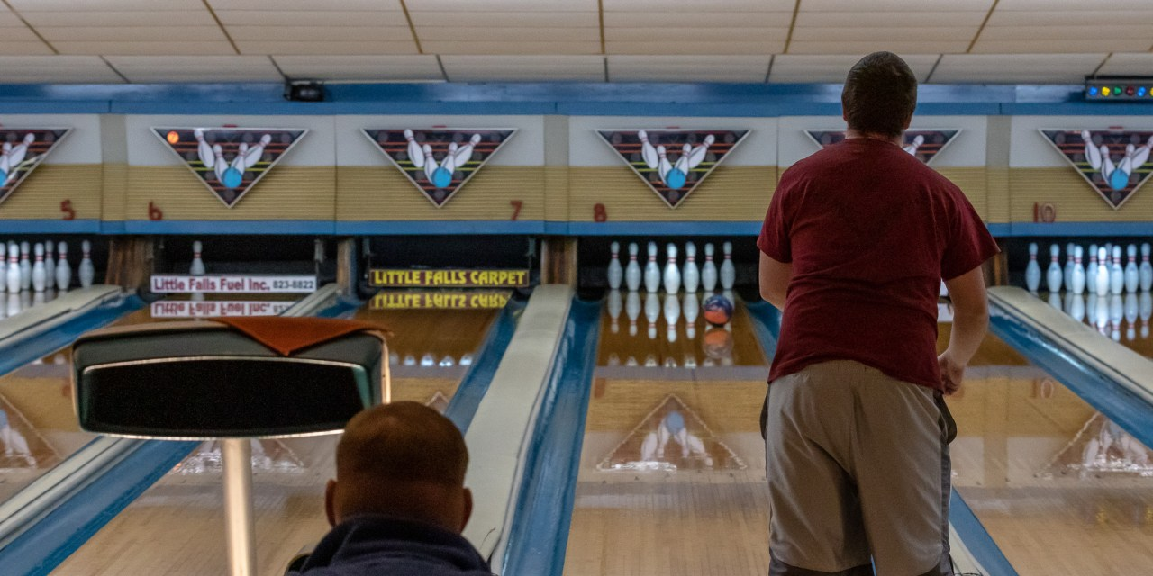 Friday Niters Bowling Scores for 1/11/2019