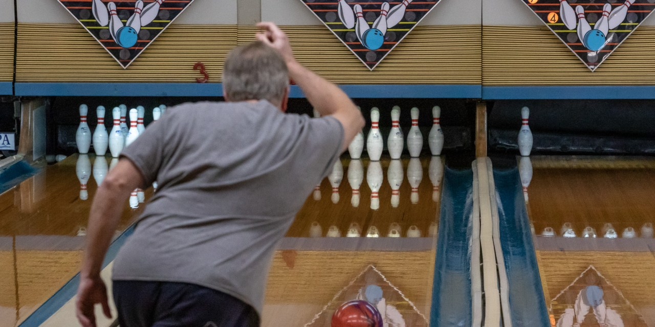 Friday Niters Bowling Scores 02/22/2019