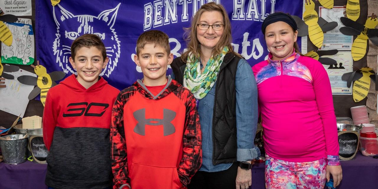 Benton Hall students win prestigious ITEEA Elementary STEM Council International Grand Design Challenge