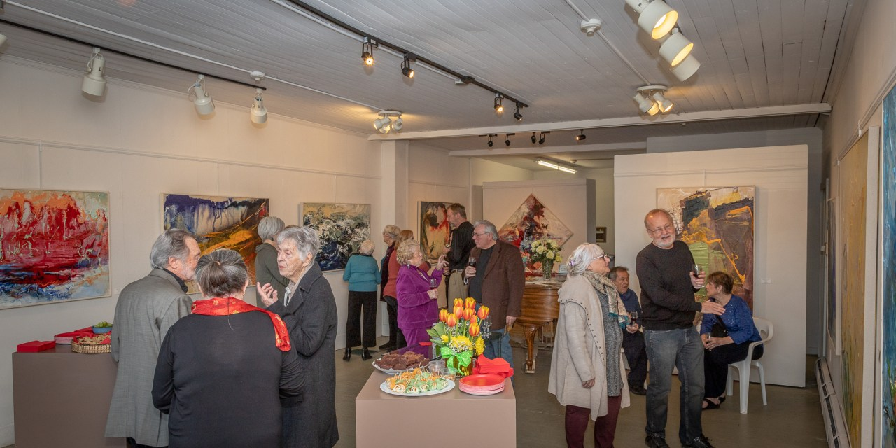 MVCA holds opening reception for Lutz Scherneck's 'Different' show