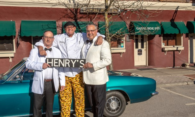 Henry's makes a return to Canal Side