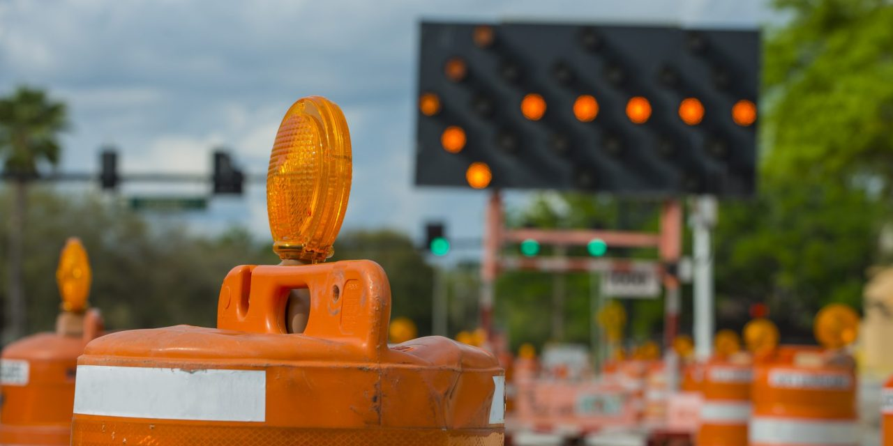 Road Work Report for the Week Beginning May 13, 2019