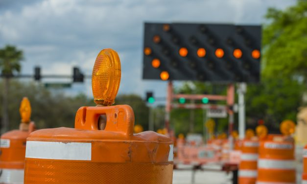 Road Work Report for the Week Beginning July 15, 2019