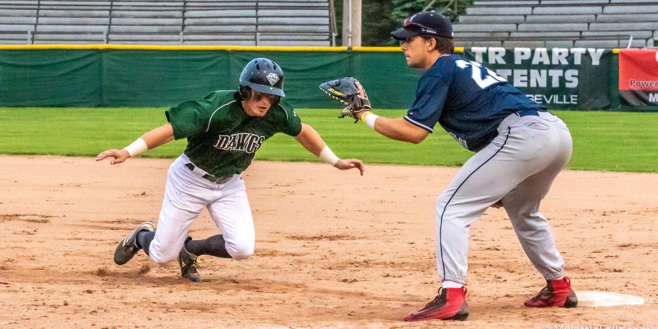 Diamond Dawgs defeat Pilots, 9-1 in PGCBL Action