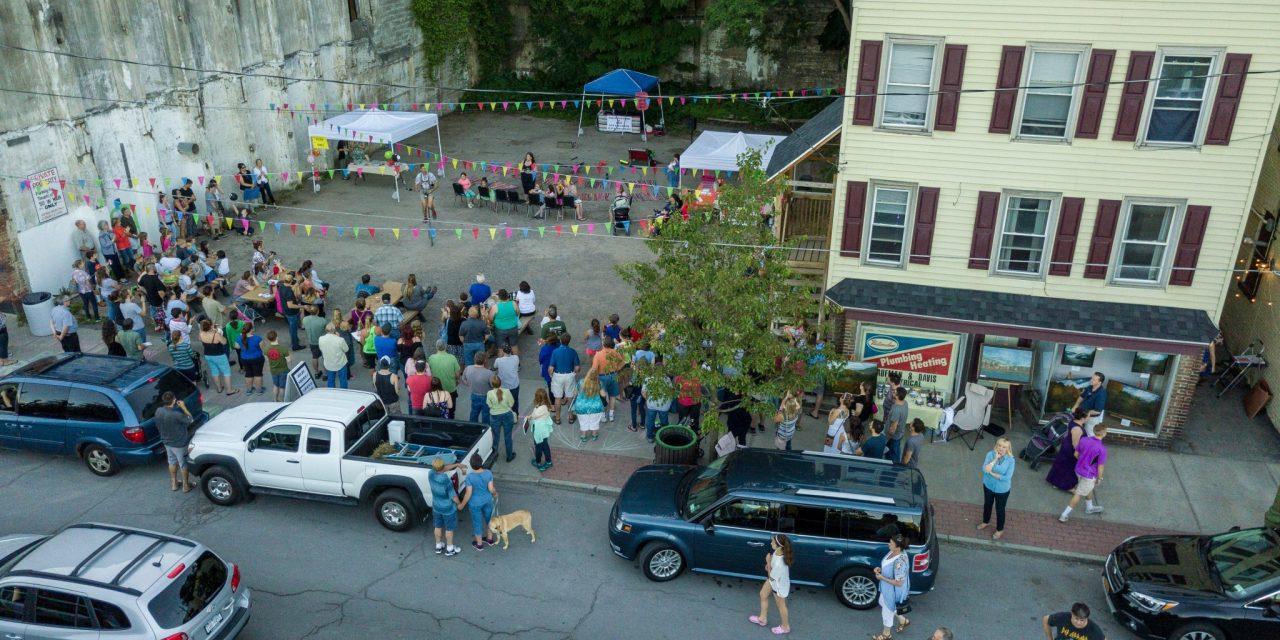 Little Falls kicks off Festival Season with Art Walk this Thursday