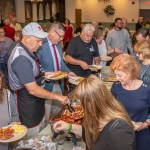 Celebrity server breakfast draws a crowd at Travelodge