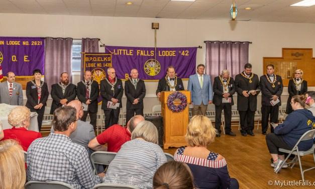 Elks host Flag Day Ceremony