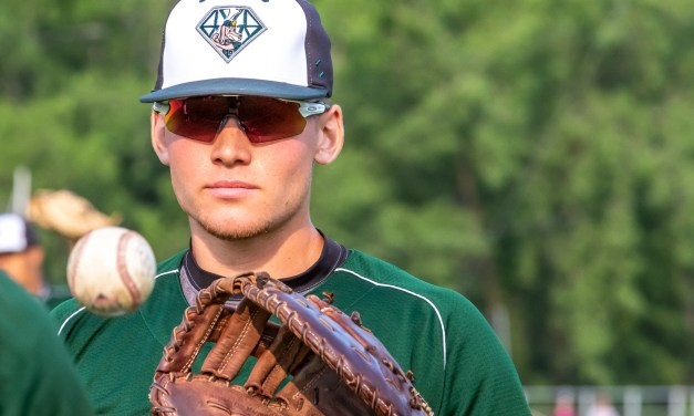 Carpenter named PGCBL player of the week