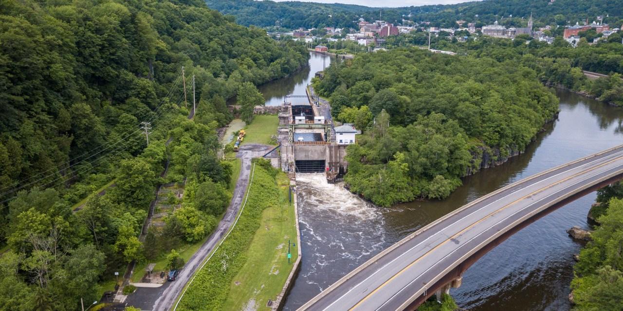 Canal Corporation starts work around Lock 17