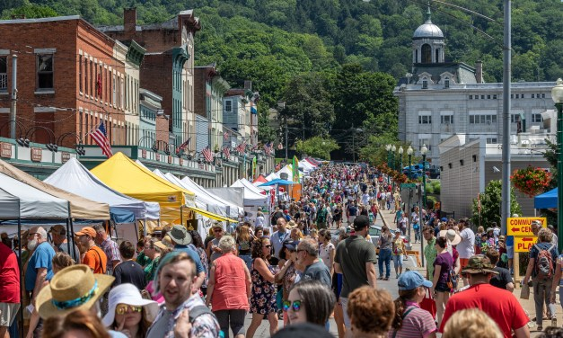 Cheese Festival crowd breaks the record