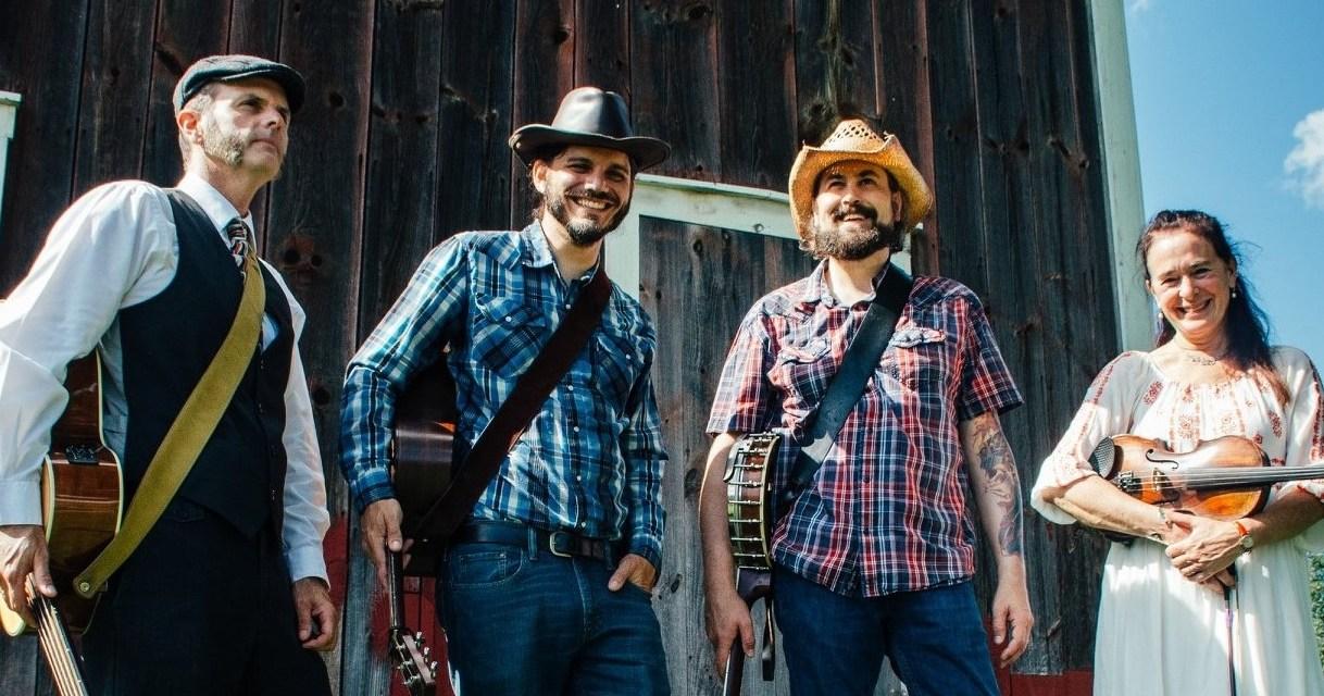 High-energy Bluegrass Band, Appalachian Still, to play at  Little Falls Bluegrass Festival