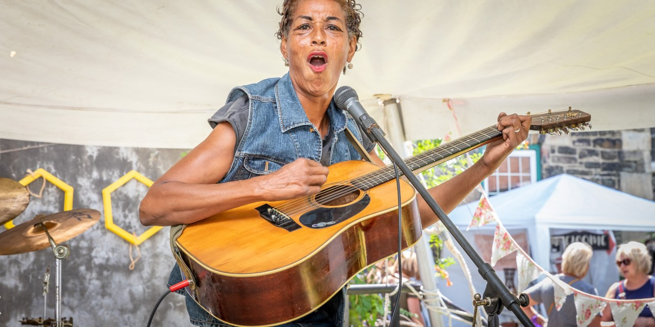 Canal Celebration – Day 4 – weight lifting, fishing, music, & fun