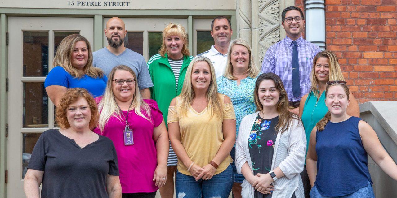 New teachers start orientation