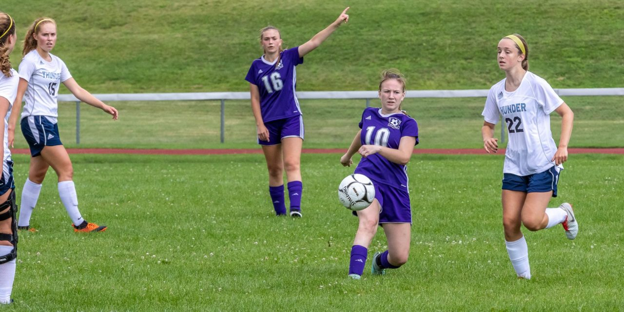 Girls varsity soccer faces challenges after loss of eight seniors