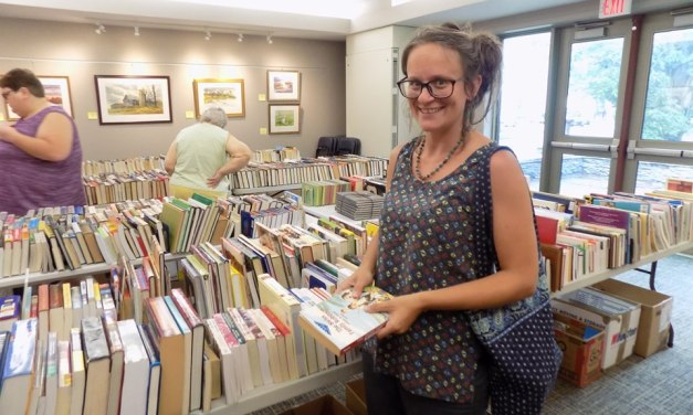 Saturday final day of Little Falls Public Library annual book sale