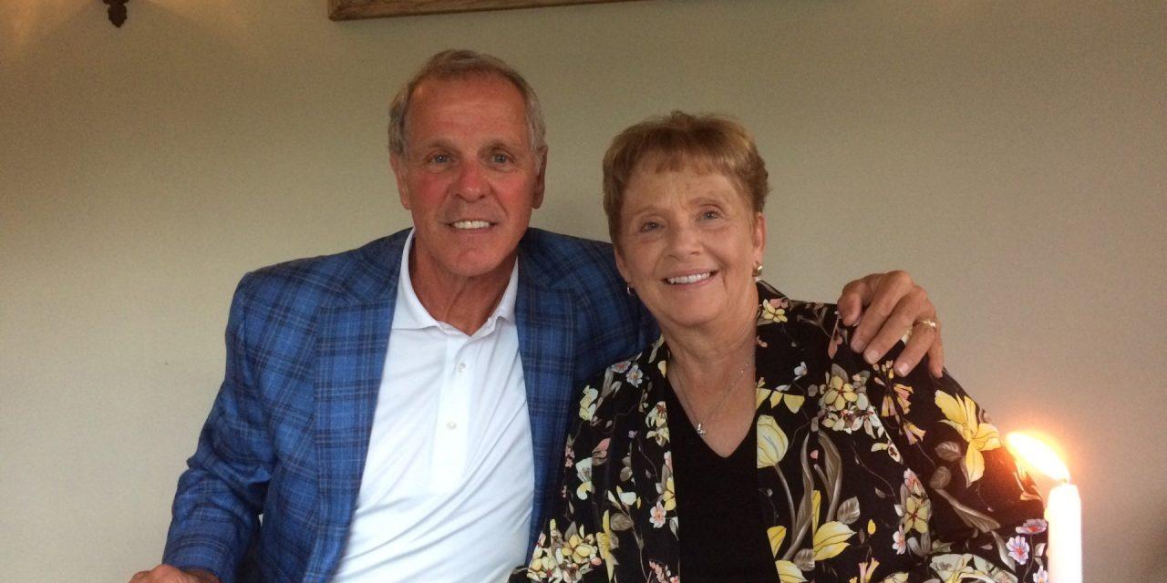 Sager's celebrate 50th wedding anniversary