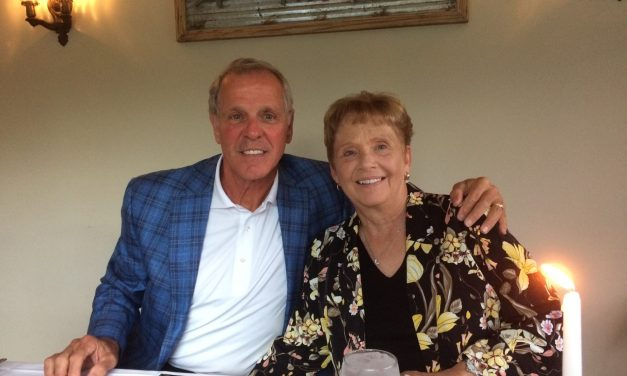 Sager's celebrate 50th wedding anniversary