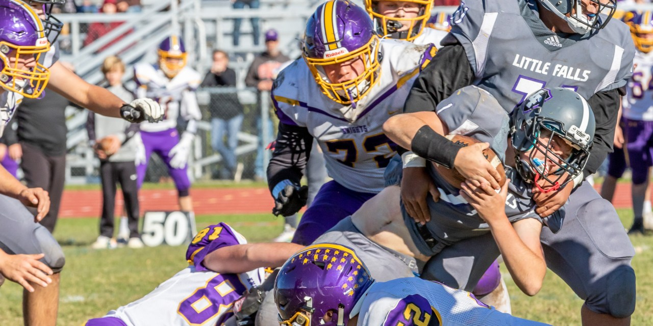 Pure determination carries Mounties to exciting win
