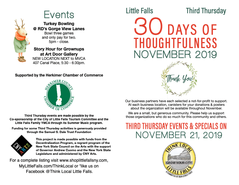 Think Local kicks off 30 Days of Thoughtfulness campaign