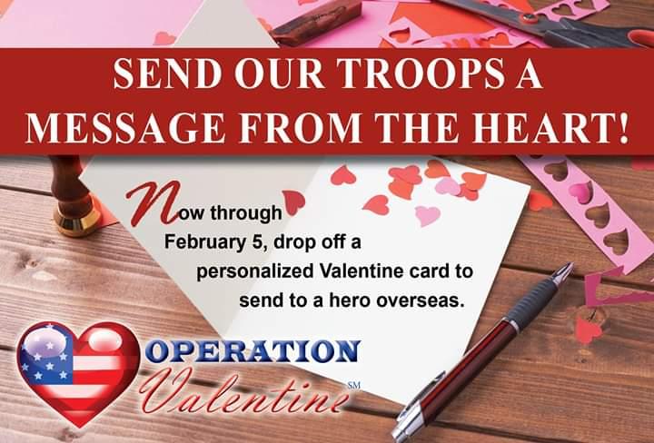 11th Annual Operation Valentine kicks off