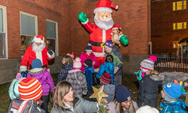 BHA holds Christmas Tree lighting ceremony