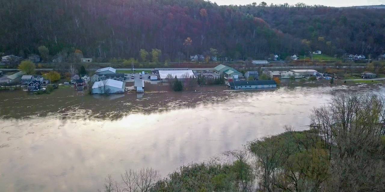 FEMA Decision Prompts Need for Local Flood Relief Donations