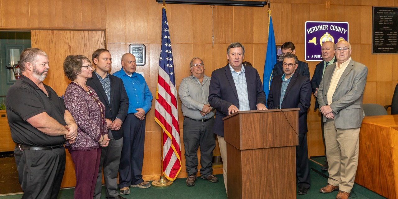 Herkimer County Municipalities Announce County-Wide Strategy