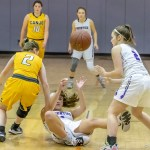 Mounties fall in another close game