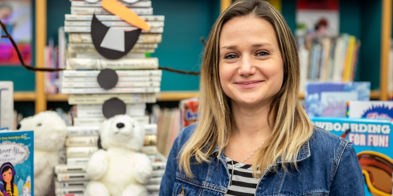 United Way's Family School Navigator starts her job