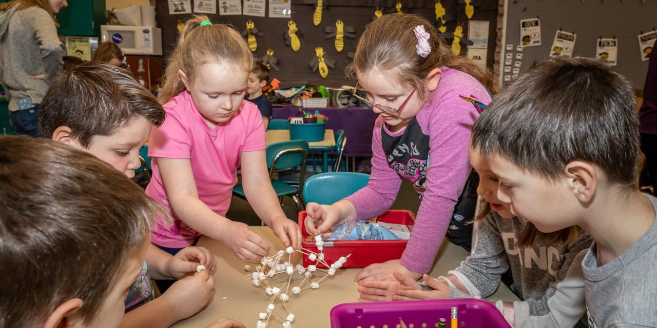 Winter STEAM Camp keeps kids occupied