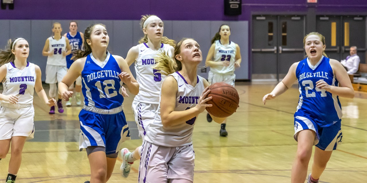 Mounties hold off Blue Devils in win
