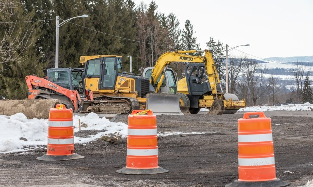Construction begins in the Little Falls School District buildings