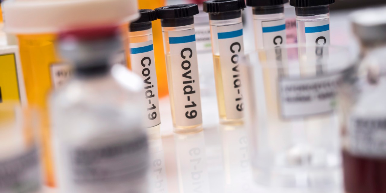 New record high number of COVID-19 test results reported
