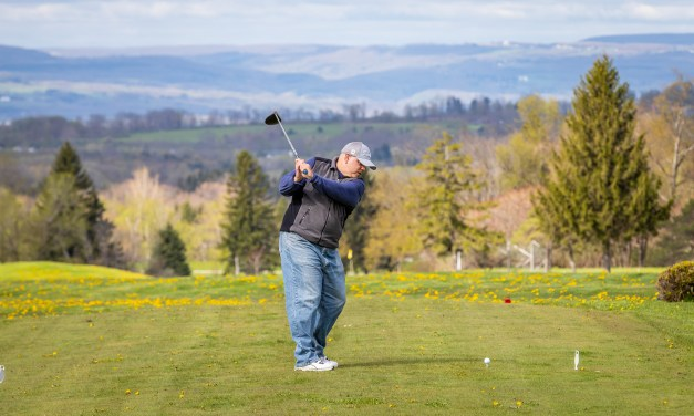 Golfers return to the links at Municipal Golf Course